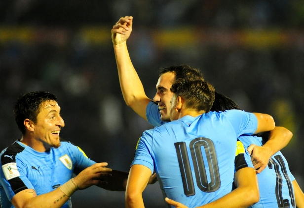 Eliminatorias Uruguay vs Paraguay